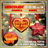 Podcast Relight My Fire Natale 25 Dicembre 2020