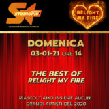 Podcast Relight My Fire 3 Gennaio 2021 (Best of)